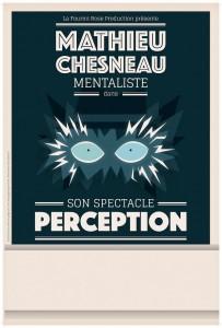 Perception - Mathieu Chesneau mentaliste Lille